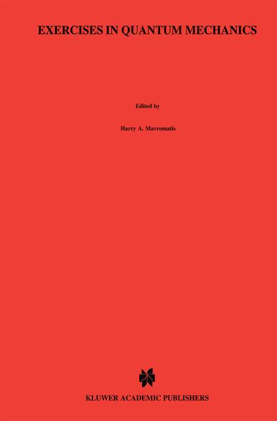 Exercises in Quantum Mechanics - Coverbild
