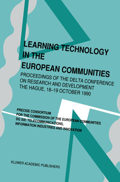Learning Technology in the European Communities - Coverbild