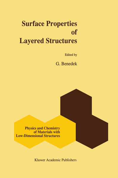 Surface Properties of Layered Structures - Coverbild