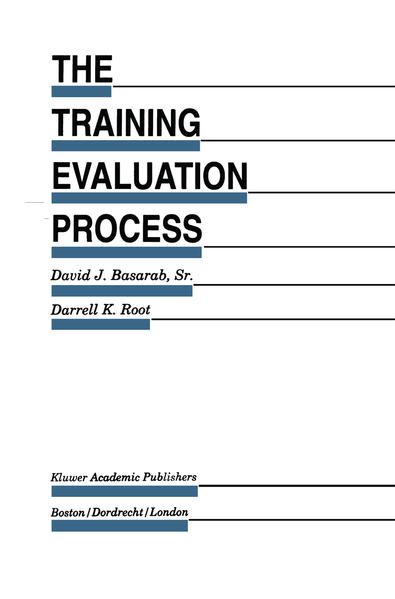 The Training Evaluation Process - Coverbild
