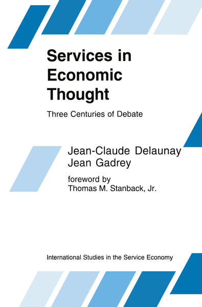 Services in Economic Thought - Coverbild