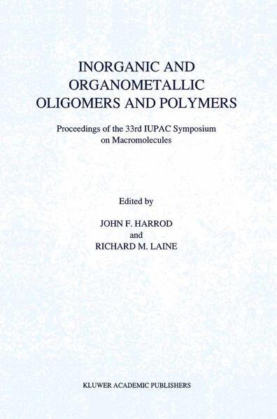 Inorganic and Organometallic Oligomers and Polymers - Coverbild