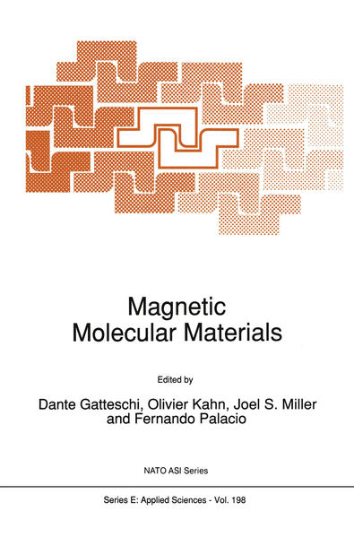Magnetic Molecular Materials - Coverbild