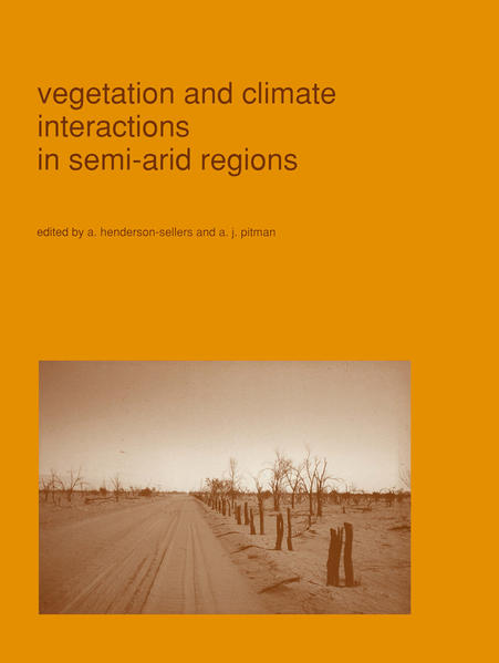Vegetation and climate interactions in semi-arid regions - Coverbild