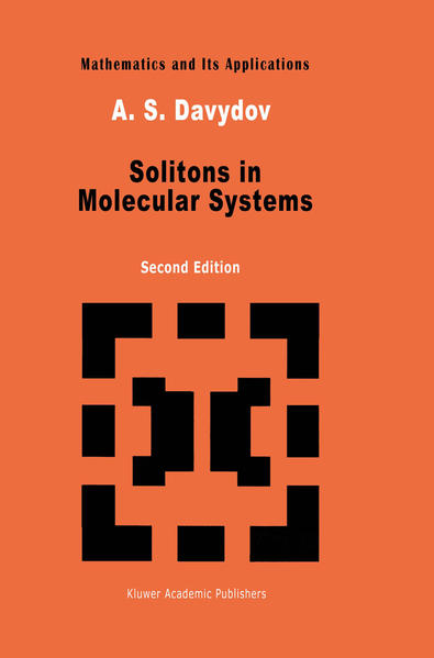 Solitons in Molecular Systems - Coverbild