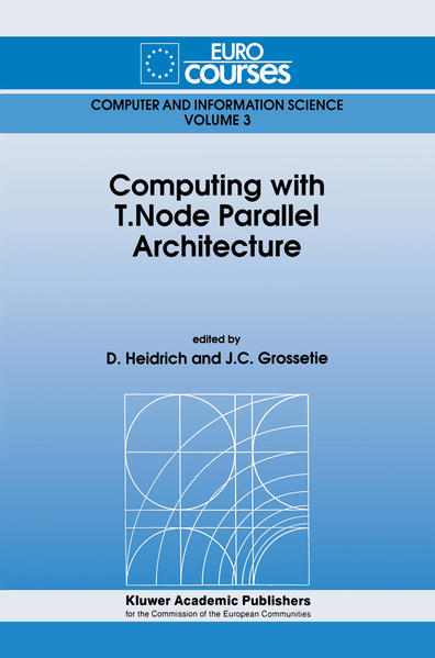 Computing with T.Node Parallel Architecture - Coverbild