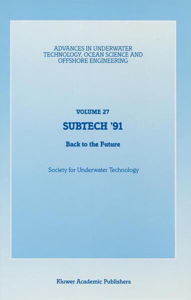 SUBTECH '91 - Coverbild