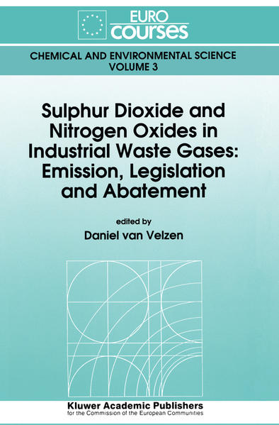 Sulphur Dioxide and Nitrogen Oxides in Industrial Waste Gases - Coverbild