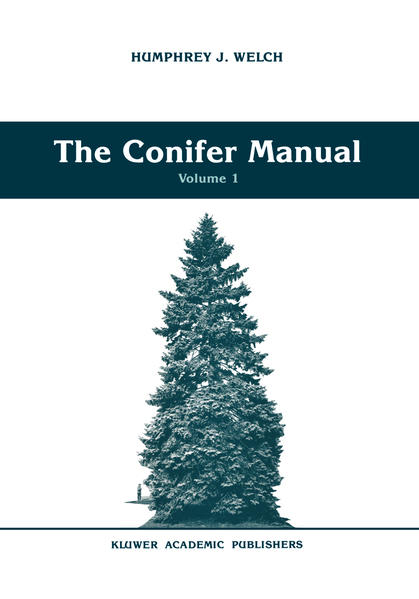 The Conifer Manual - Coverbild