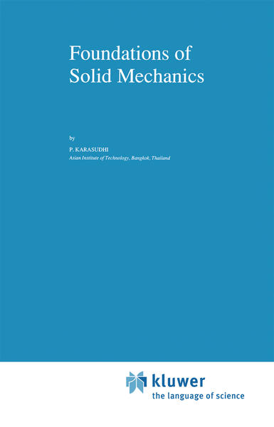 Foundations of Solid Mechanics - Coverbild