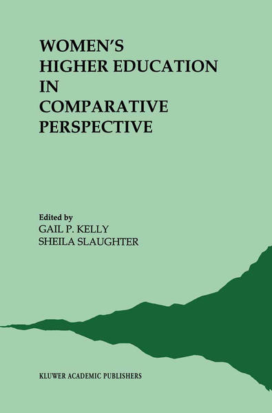 Women's Higher Education in Comparative Perspective - Coverbild