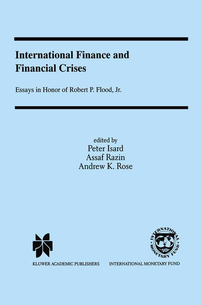 International Finance and Financial Crises - Coverbild