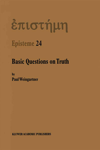 Basic Questions on Truth - Coverbild