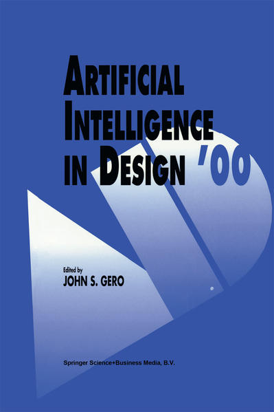 Artificial Intelligence in Design '00 - Coverbild