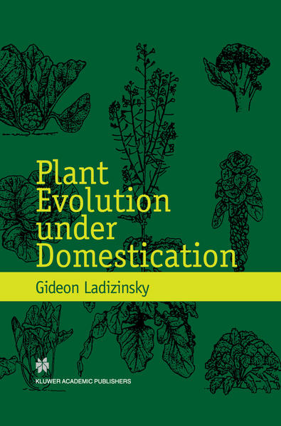Plant Evolution under Domestication - Coverbild