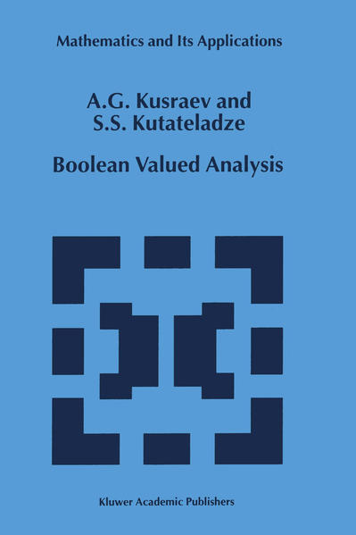 Boolean Valued Analysis - Coverbild