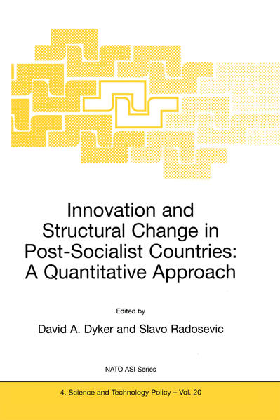 Innovation and Structural Change in Post-Socialist Countries: A Quantitative Approach - Coverbild