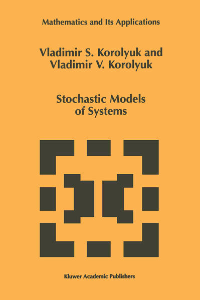 Stochastic Models of Systems - Coverbild
