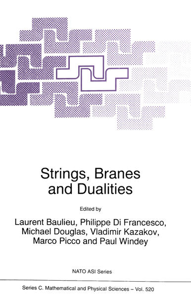 Strings, Branes and Dualities - Coverbild