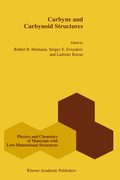 Carbyne and Carbynoid Structures - Coverbild