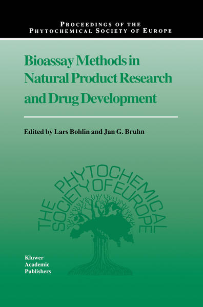 Bioassay Methods in Natural Product Research and Drug Development - Coverbild