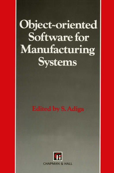 Object-oriented Software for Manufacturing Systems - Coverbild