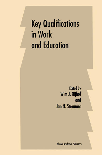 Key Qualifications in Work and Education - Coverbild