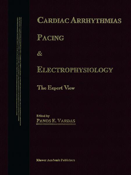 Cardiac Arrhythmias, Pacing & Electrophysiology - Coverbild