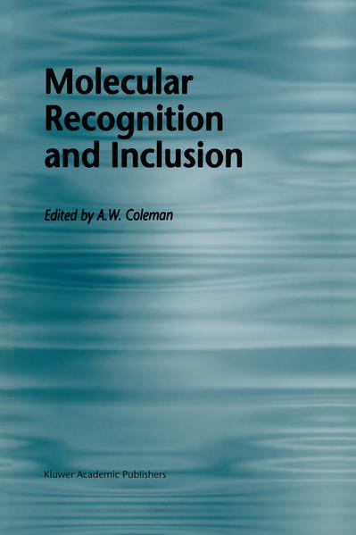 Molecular Recognition and Inclusion - Coverbild
