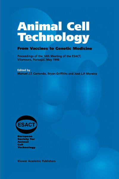 Animal Cell Technology - Coverbild