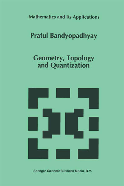 Geometry, Topology and Quantization - Coverbild