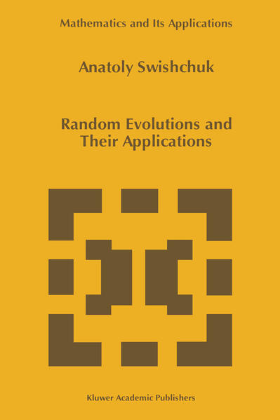 Random Evolutions and Their Applications - Coverbild