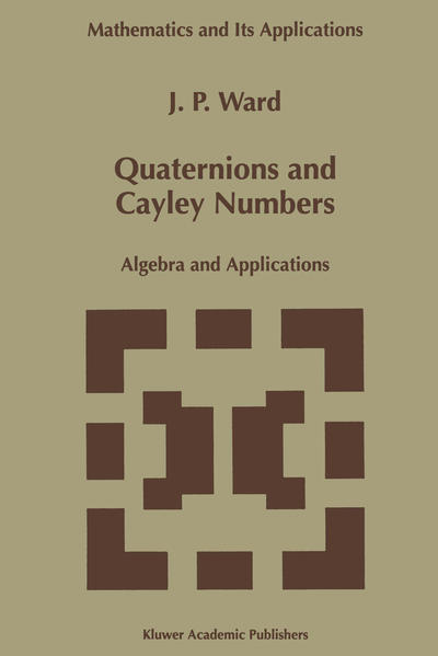 Quaternions and Cayley Numbers - Coverbild
