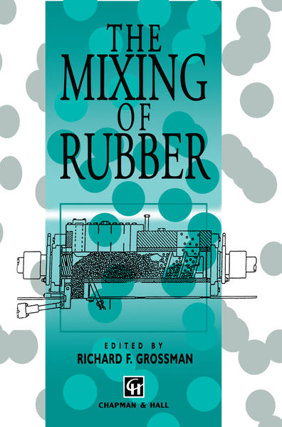 The Mixing of Rubber - Coverbild