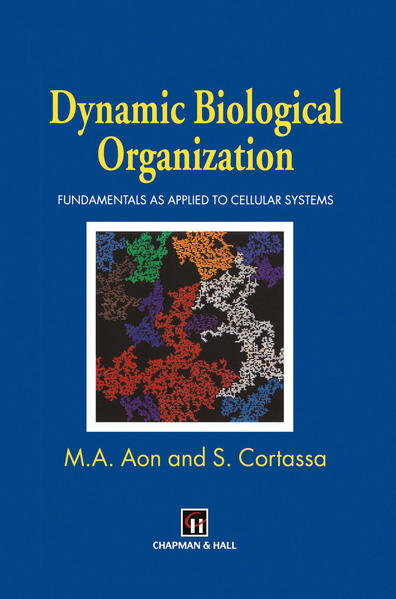 Dynamic Biological Organization - Coverbild