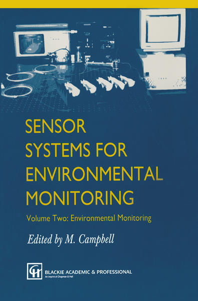 Sensor Systems for Environmental Monitoring - Coverbild