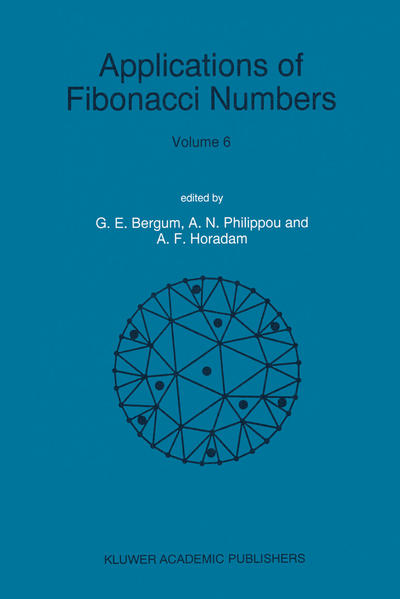 Applications of Fibonacci Numbers - Coverbild