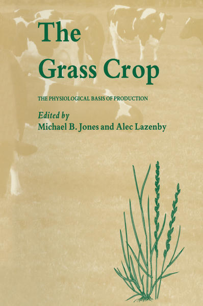 The Grass Crop - Coverbild