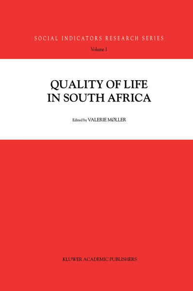 Quality of Life in South Africa - Coverbild
