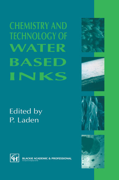 Chemistry and Technology of Water Based Inks - Coverbild