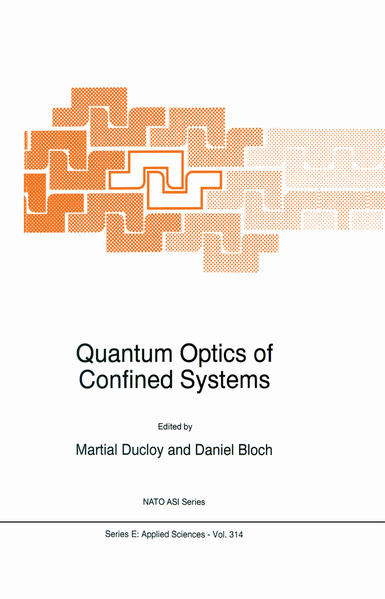 Quantum Optics of Confined Systems - Coverbild