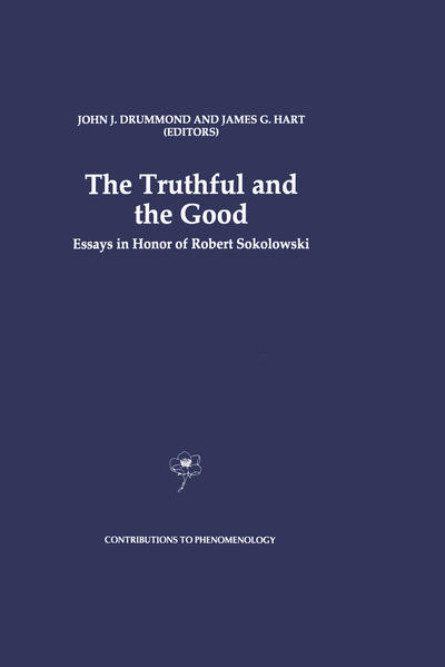 The Truthful and the Good - Coverbild