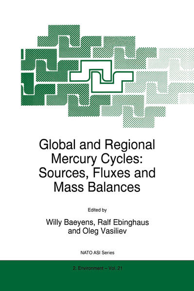 Global and Regional Mercury Cycles: Sources, Fluxes and Mass Balances - Coverbild