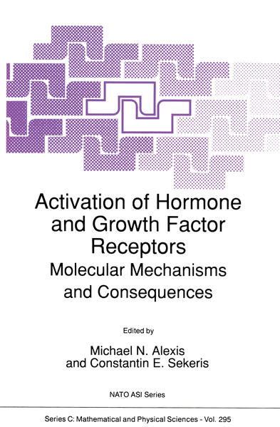 Activation of Hormone and Growth Factor Receptors - Coverbild