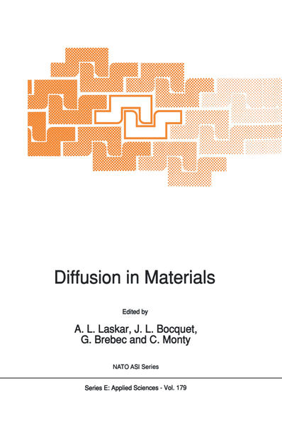 Diffusion in Materials - Coverbild
