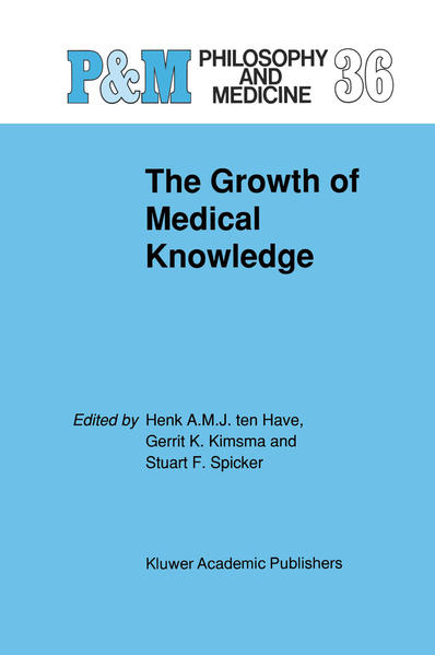 The Growth of Medical Knowledge - Coverbild