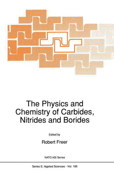The Physics and Chemistry of Carbides, Nitrides and Borides - Coverbild