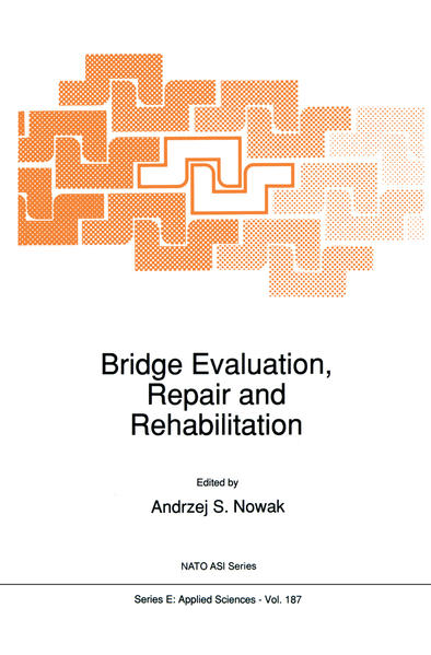 Bridge Evaluation, Repair and Rehabilitation - Coverbild