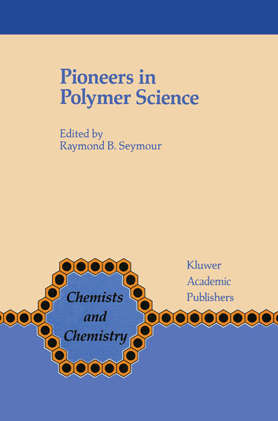 Pioneers in Polymer Science - Coverbild