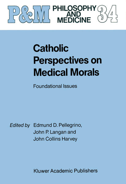 Catholic Perspectives on Medical Morals - Coverbild